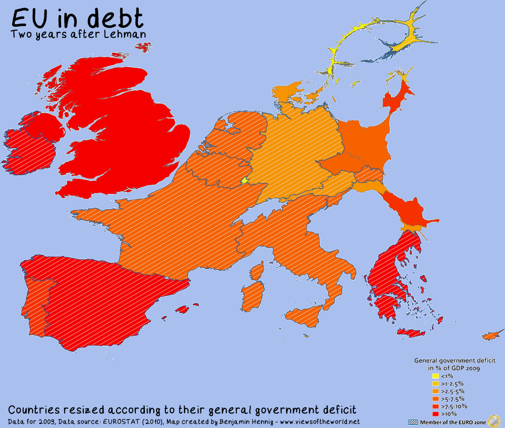Europe in debt views of the world europe in debt gumiabroncs Choice Image
