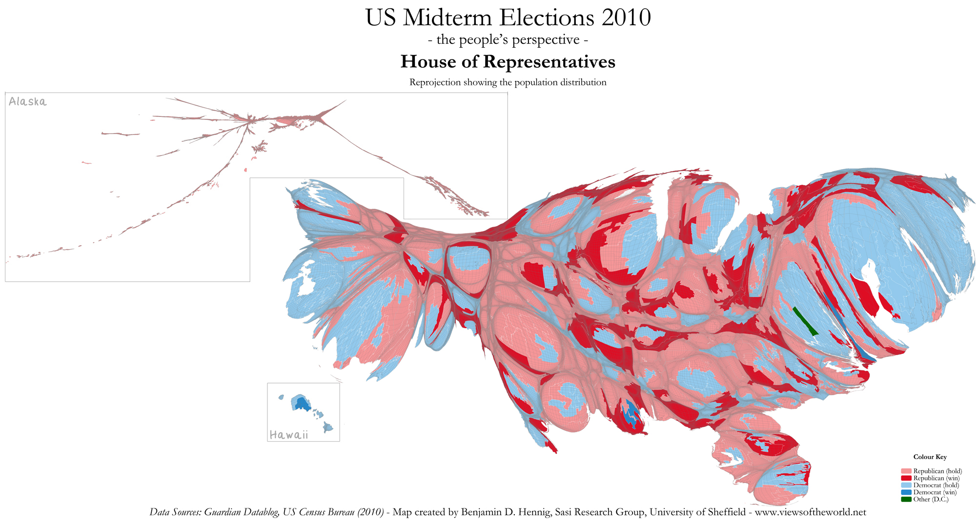 Mapping the US midterm elections - Views of the World