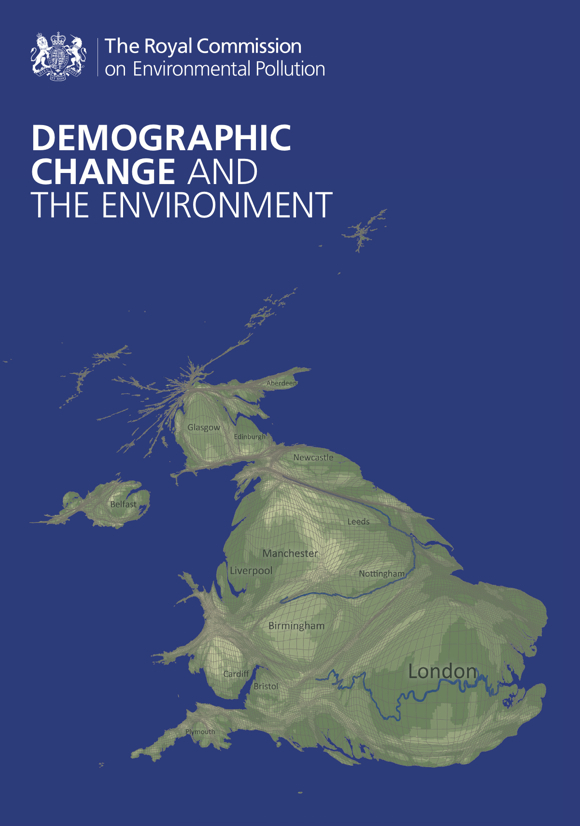 Map Of England The Last Kingdom.Demographic Change In The Uk And The Environment Views Of The World