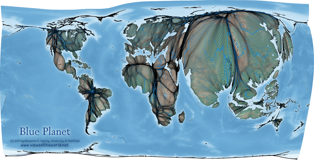 Rivers Archives Views Of The World
