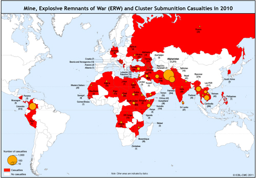 Landmine and Cluster Munition Monitor Report 2011