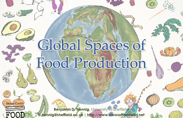 Global Spaces of Food Production
