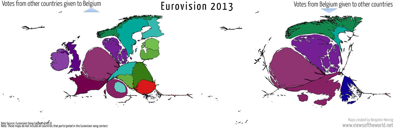 Eurovision 2013: Belgium
