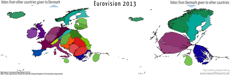 Eurovision 2013: Denmark