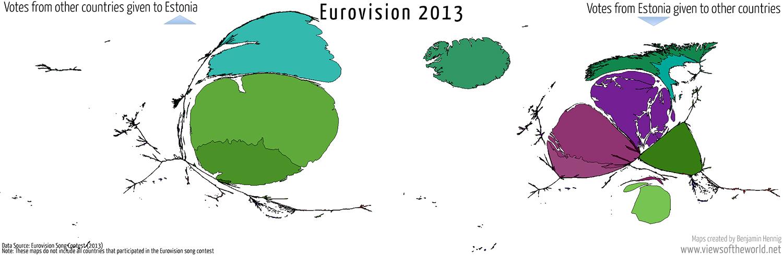 Eurovision 2013: Estonia