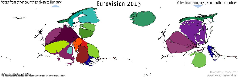 Eurovision 2013: Hungary