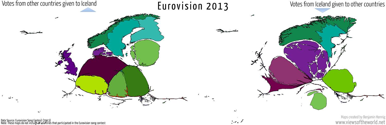 Eurovision 2013: Iceland