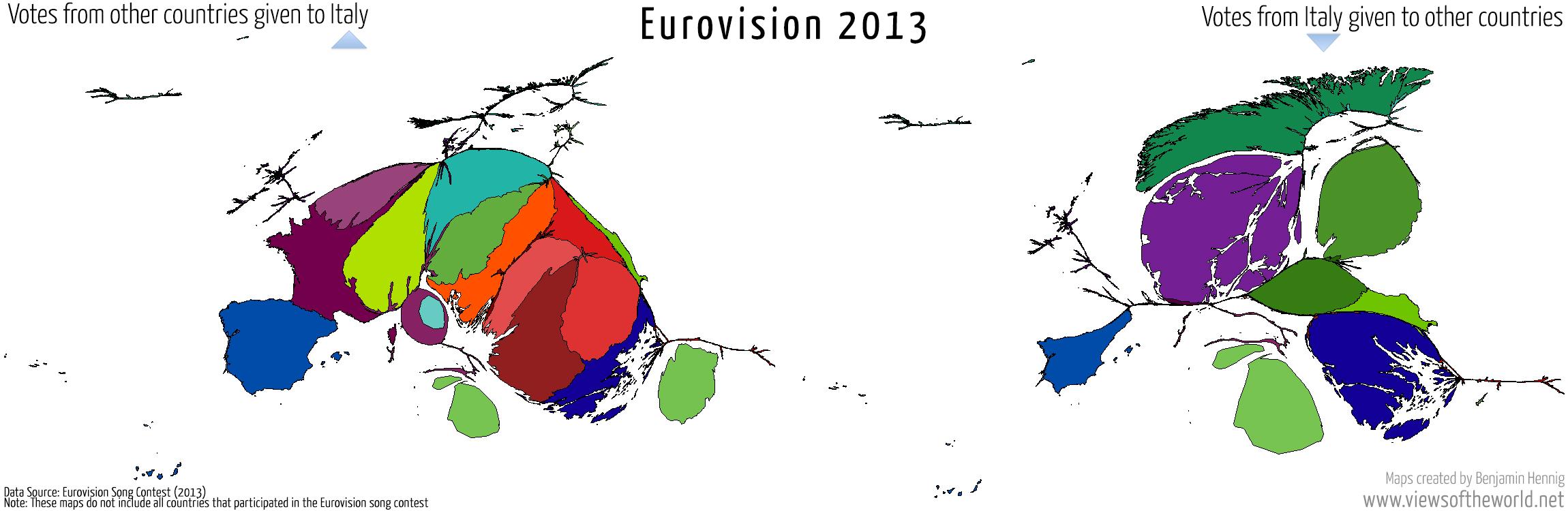 Eurovision 2013: Italy