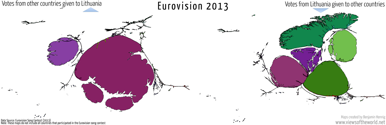 Eurovision 2013: Lithuania