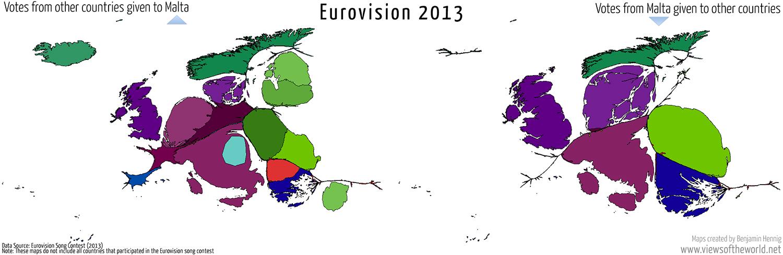 Eurovision 2013: Malta