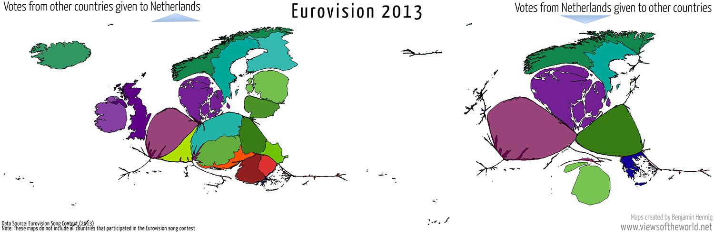 Eurovision 2013: Netherlands