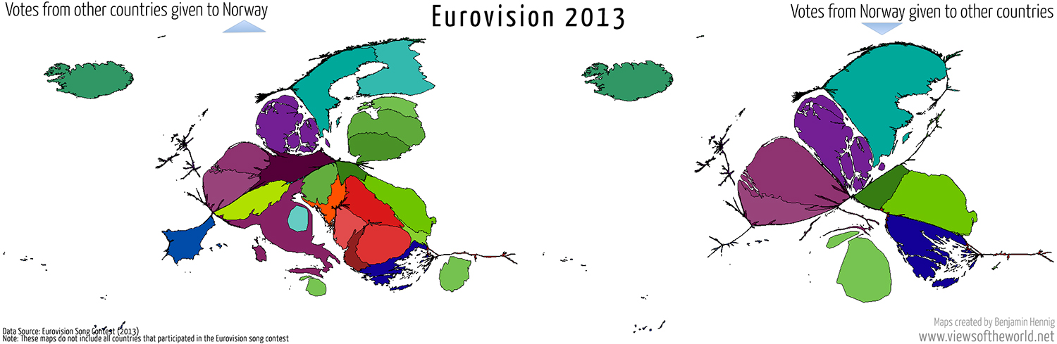 Eurovision 2013: Norway
