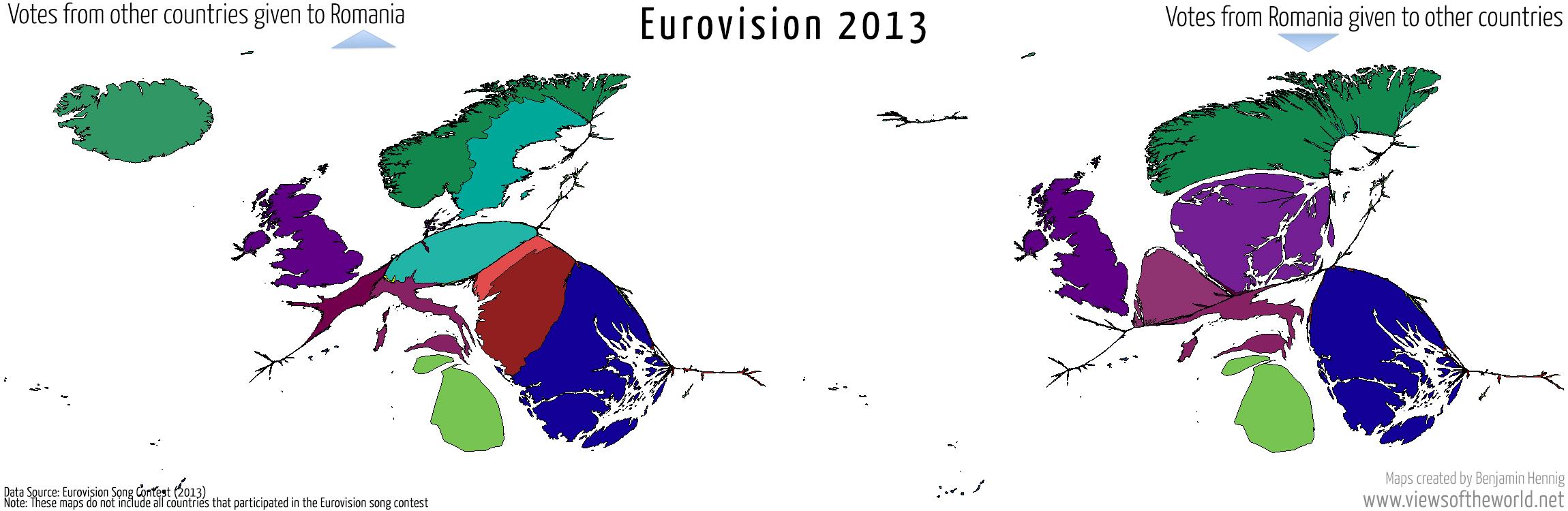 Eurovision 2013: Romania