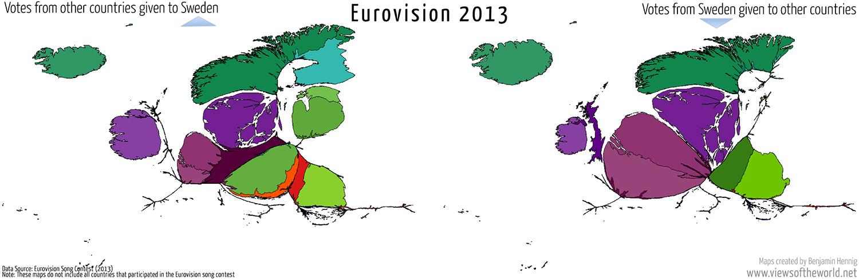 Eurovision 2013: Sweden