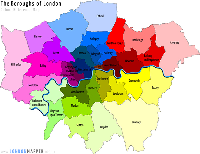 Species Of The Greater London National Park Views Of The World