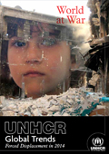 UNHCR Global Trends 2014 Refugee Report