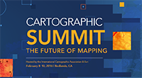 Cartographic Summit 2016