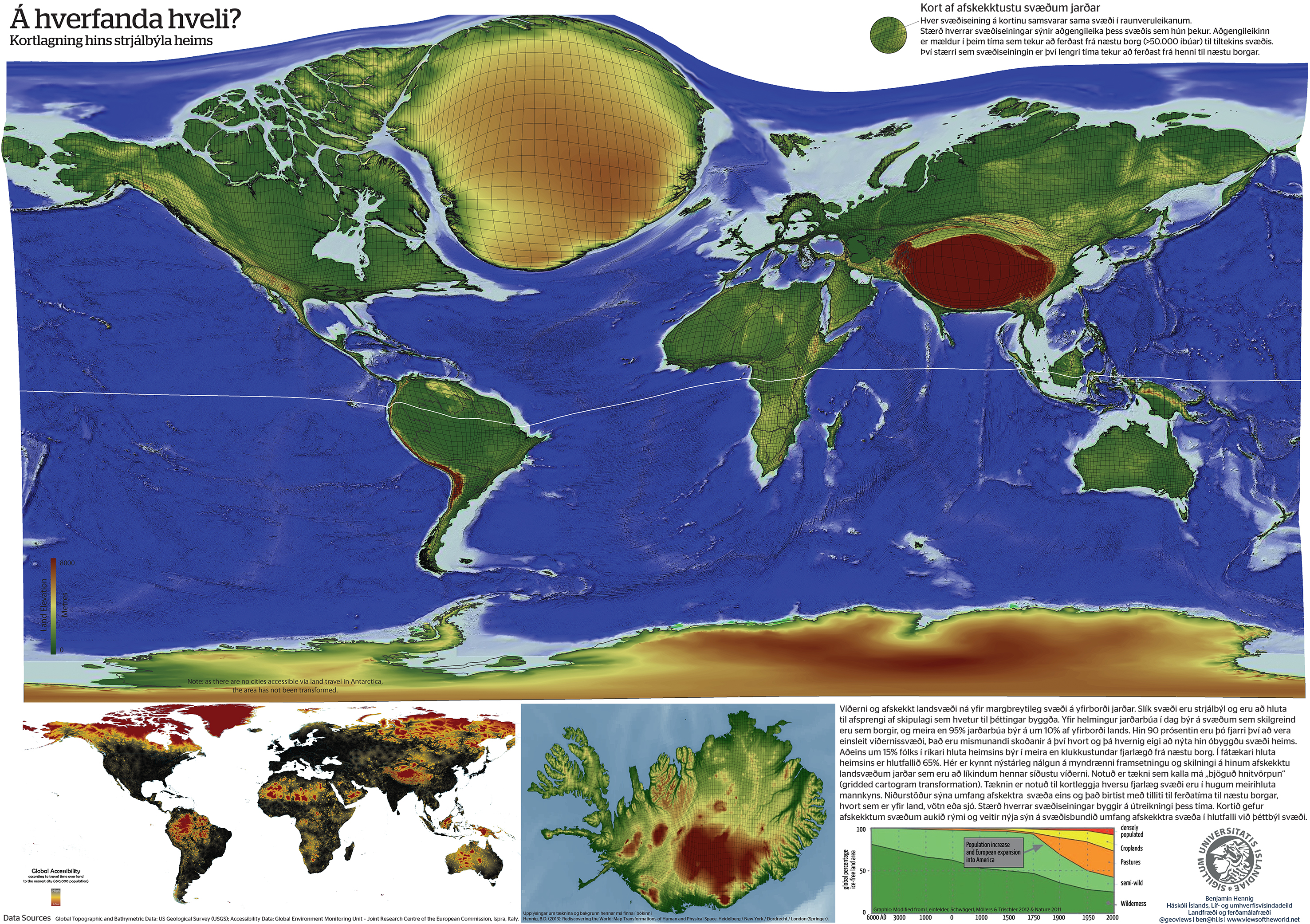 The 100 Map Of Earth.Poster Archives Views Of The World