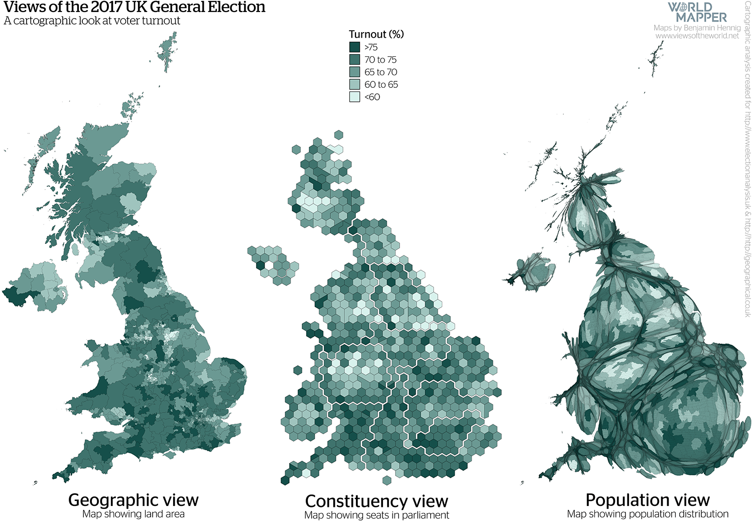 Political Map Of Great Britain.Political Landscapes Of The United Kingdom In 2017 Views Of The World