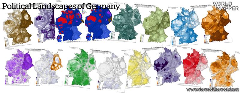 Germany's Vote / Deutschland hat gewählt